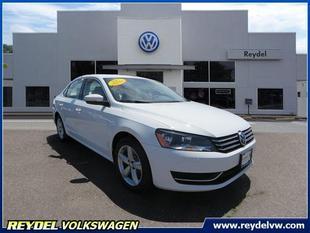 2013 Volkswagen Passat Sedan for sale in Edison for $17,998 with 10,267 miles.