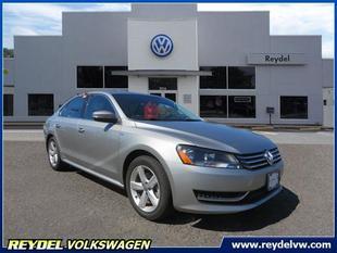 2014 Volkswagen Passat Sedan for sale in Edison for $22,995 with 5,881 miles.