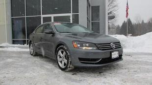 2013 Volkswagen Passat Sedan for sale in Oneonta for $24,050 with 11,905 miles.
