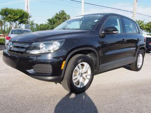 2013 Volkswagen Tiguan S SUV for sale in Jacksonville for $17,991 with 27,473 miles.