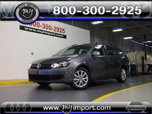 2014 Volkswagen Jetta SportWagen SE Wagon for sale in Muskegon for $22,934 with 4,416 miles.