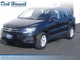 2014 Volkswagen Tiguan S SUV for sale in Vancouver for $19,700 with 19,779 miles.