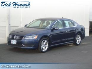 2012 Volkswagen Passat 2.5 SE Sedan for sale in Vancouver for $15,900 with 1 miles.