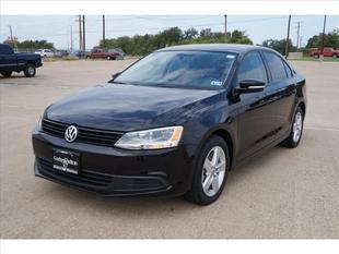 2012 Volkswagen Jetta TDI Sedan for sale in Temple for $18,988 with 53,114 miles.