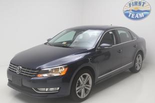 2012 Volkswagen Passat 2.0 TDI SEL Premium Sedan for sale in Roanoke for $21,800 with 34,785 miles.