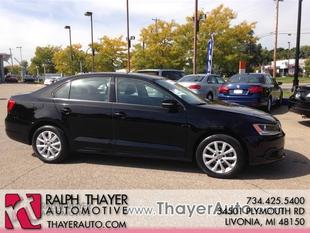 2011 Volkswagen Jetta SE Sedan for sale in Livonia for $14,590 with 29,503 miles.