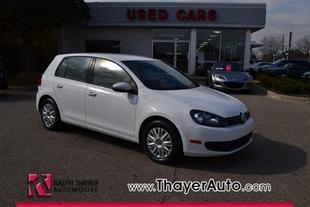 2012 Volkswagen Golf Hatchback for sale in Livonia for $13,998 with 25,681 miles.