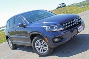 2013 Volkswagen Tiguan S SUV for sale in Rapid City for $22,395 with 7,495 miles.