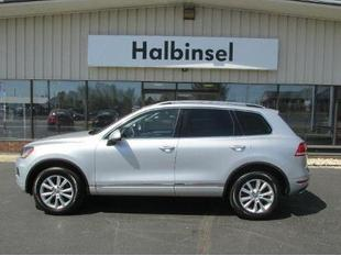 2013 Volkswagen Touareg SUV for sale in Escanaba for $37,995 with 10,244 miles.