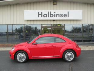 2013 Volkswagen Beetle 2.5L Hatchback for sale in Escanaba for $17,995 with 4,523 miles.