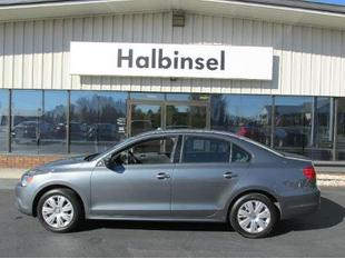 2012 Volkswagen Jetta Base Sedan for sale in Escanaba for $13,995 with 30,761 miles.