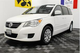 2012 Volkswagen Routan SE Minivan for sale in Iowa City for $22,000 with 42,135 miles.