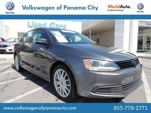 2012 Volkswagen Jetta Sedan for sale in Panama City for $13,588 with 58,641 miles.