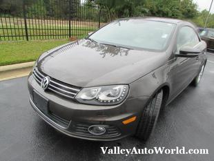 2012 Volkswagen Eos Lux Convertible for sale in Fayetteville for $26,990 with 29,679 miles.