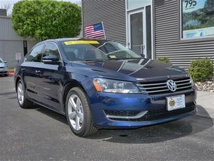 2014 Volkswagen Passat Sedan for sale in Newport News for $23,291 with 3,493 miles.