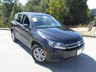 2013 Volkswagen Tiguan SE SUV for sale in Longview for $16,670 with 35,174 miles.