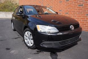2012 Volkswagen Jetta SE Sedan for sale in Monroeville for $14,286 with 32,600 miles.