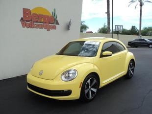 2013 Volkswagen Beetle 2.5L Hatchback for sale in Gilbert for $16,777 with 14,900 miles.