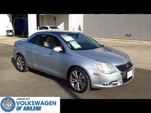 2008 Volkswagen Eos VR6 Convertible for sale in Abilene for $16,342 with 56,067 miles.