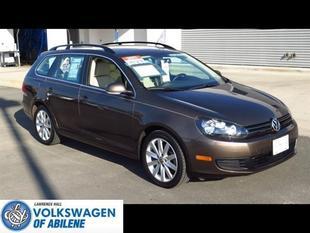 2011 Volkswagen Jetta SportWagen TDI Wagon for sale in Abilene for $18,492 with 73,762 miles.