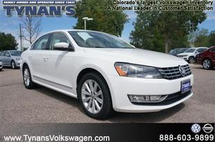 2013 Volkswagen Passat Sedan for sale in Aurora for $22,991 with 12,679 miles.