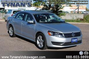 2012 Volkswagen Passat 2.5 SE Sedan for sale in Aurora for $17,927 with 33,624 miles.