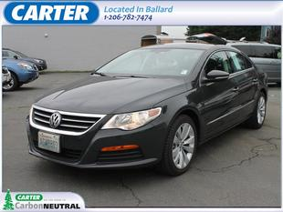 2012 Volkswagen CC Sedan for sale in Seattle for $18,888 with 26,540 miles.
