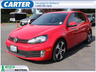 2012 Volkswagen GTI Hatchback for sale in Seattle for $20,888 with 17,900 miles.