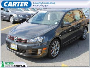 2013 Volkswagen GTI Hatchback for sale in Seattle for $23,888 with 16,725 miles.