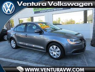 2012 Volkswagen Jetta SE Sedan for sale in Ventura for $17,000 with 44,505 miles.