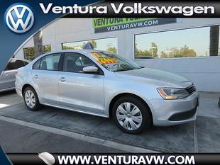 2012 Volkswagen Jetta SE Sedan for sale in Ventura for $18,000 with 31,408 miles.
