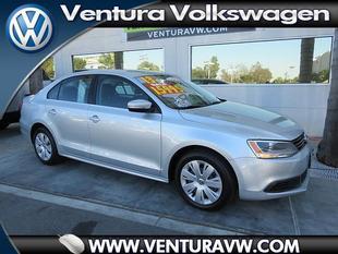 2013 Volkswagen Jetta SE Sedan for sale in Ventura for $17,000 with 42,682 miles.