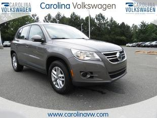 2011 Volkswagen Tiguan SUV for sale in Charlotte for $16,936 with 46,891 miles.