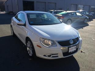 2009 Volkswagen Eos Komfort Convertible for sale in West Warwick for $13,976 with 52,103 miles.