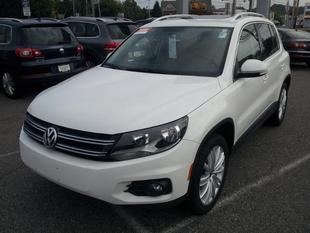 2012 Volkswagen Tiguan SUV for sale in Stratford for $21,248 with 45,645 miles.