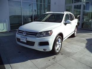 2014 Volkswagen Touareg SUV for sale in Idaho Falls for $46,995 with 3,148 miles.