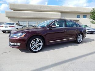 2013 Volkswagen Passat 2.0 TDI SEL Premium Sedan for sale in Tulsa for $28,950 with 27,763 miles.