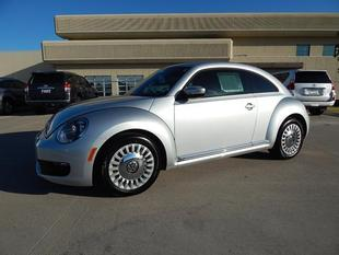2013 Volkswagen Beetle 2.5L Hatchback for sale in Tulsa for $16,950 with 9,241 miles.