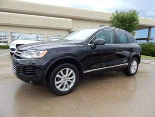 2014 Volkswagen Touareg SUV for sale in Tulsa for $35,950 with 15,717 miles.