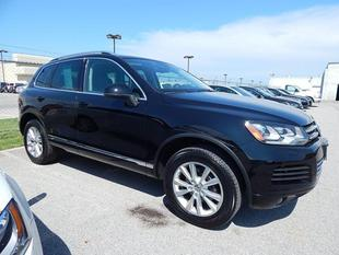 2014 Volkswagen Touareg SUV for sale in Tulsa for $37,950 with 17,240 miles.