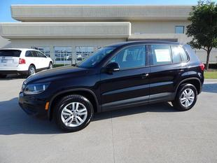 2014 Volkswagen Tiguan S SUV for sale in Tulsa for $22,951 with 15,975 miles.