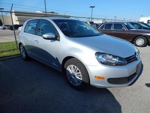 2013 Volkswagen Golf 2.5L Hatchback for sale in Tulsa for $17,450 with 31,664 miles.