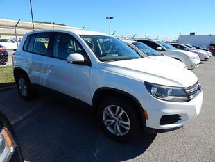 2014 Volkswagen Tiguan S SUV for sale in Tulsa for $22,950 with 16,172 miles.