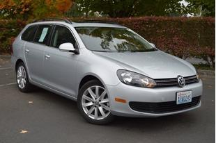 2013 Volkswagen Jetta SportWagen Wagon for sale in Seattle for $24,992 with 5,044 miles.