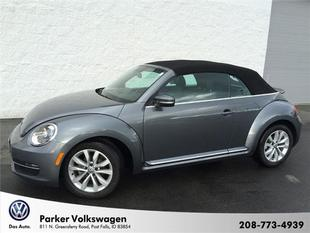 2013 Volkswagen Beetle 2.0L TDI Convertible for sale in Post Falls for $25,995 with 24,259 miles.