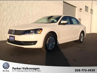 2014 Volkswagen Passat Sedan for sale in Post Falls for $20,995 with 5,402 miles.