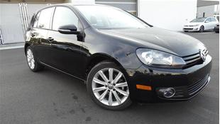 2013 Volkswagen Golf TDI Hatchback for sale in Concord for $22,994 with 17,596 miles.