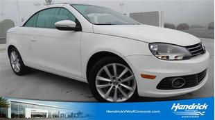2013 Volkswagen Eos Komfort Convertible for sale in Concord for $27,994 with 12,701 miles.