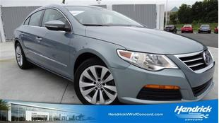 2012 Volkswagen CC Sport Sedan for sale in Concord for $14,994 with 49,261 miles.