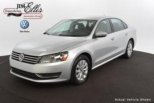 2012 Volkswagen Passat 2.5 S Sedan for sale in Atlanta for $14,420 with 44,148 miles.